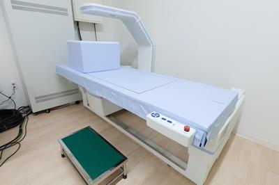 骨粗しょう症の検査